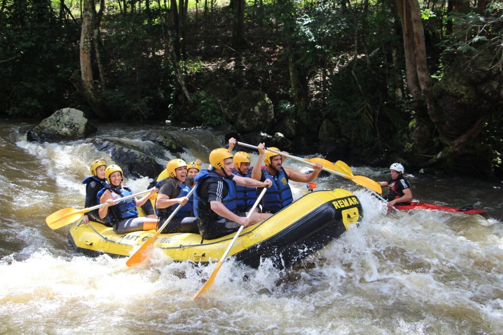 Whitewater Rafting – Thrill-Seeking Family Adventures in North America