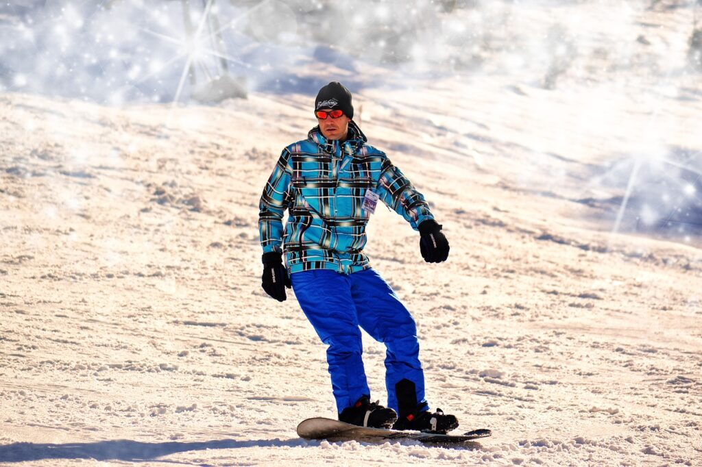 Attention All Skiers:  Try Snowboarding!